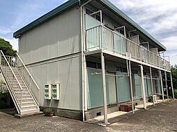 ハイム田中[1階]の外観