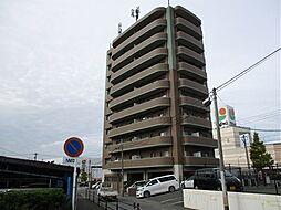 ファミリーハウス勝山[9階]の外観
