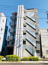 ウィステリア横浜[503号室]の外観