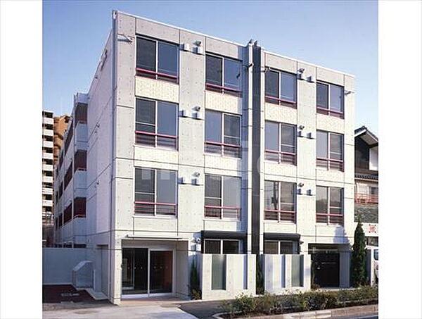 Nasic永山 2階の賃貸【東京都 / 多摩市】