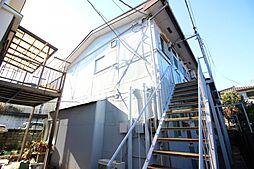 松本荘[1階]の外観