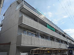 セジュール八戸ノ里[2階]の外観