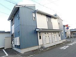 兵庫県姫路市神和町の賃貸アパートの外観