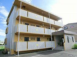 ぱ~くたうんルナIV[2階]の外観