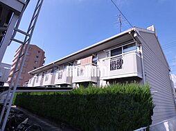 サンハイツ前田 A[1階]の外観
