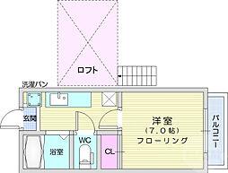 愛宕橋駅 2.5万円