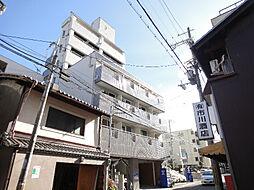滋賀県大津市長等3丁目の賃貸マンションの外観
