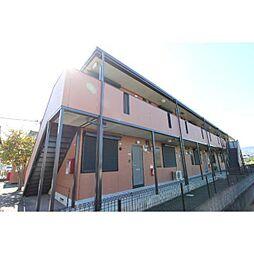 奈良県生駒郡三郷町勢野東5丁目の賃貸アパートの外観