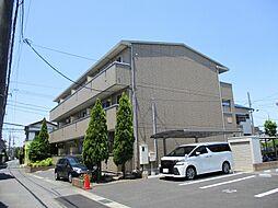 キャッスル桜木[301号室]の外観