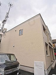 埼玉県和光市下新倉5丁目の賃貸アパートの外観