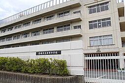 豊橋市立東部中学校(1581m)