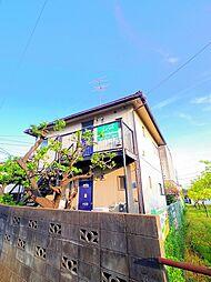 石井荘[2階]の外観
