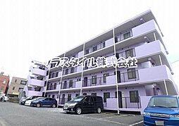 神奈川県相模原市南区当麻の賃貸マンションの外観