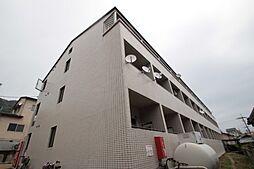 井口クイーンズコート[1階]の外観