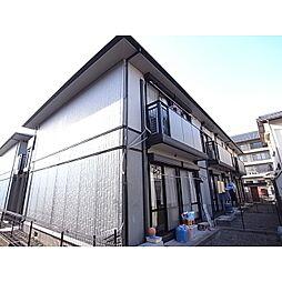 奈良県天理市別所町の賃貸アパートの外観