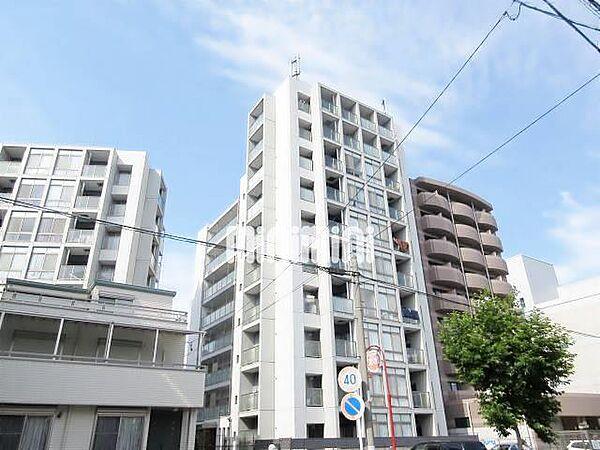 リエス鶴舞WEST TOWER[7階]の外観