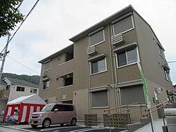大阪府八尾市恩智南町5丁目の賃貸アパートの外観