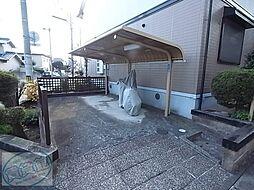 兵庫県神戸市西区玉津町二ツ屋2丁目の賃貸アパートの外観