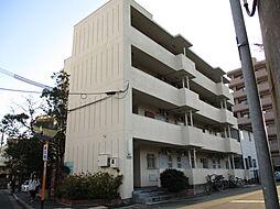 コーポ甲南[4階]の外観