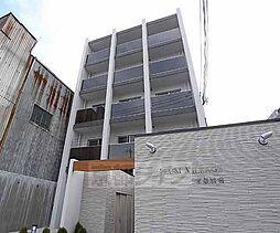 京都府京都市南区東九条東山王町の賃貸マンションの外観