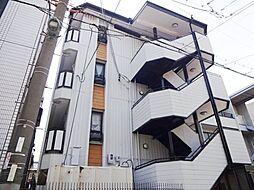大阪府大阪市住吉区南住吉1丁目の賃貸マンションの外観