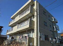 コーポ藤岡[3階]の外観