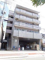 大阪府大阪市平野区西脇1丁目の賃貸マンションの外観