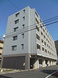 京都府京都市山科区四ノ宮堂ノ後町の賃貸マンションの外観