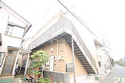 神奈川県相模原市南区文京2の賃貸アパートの外観