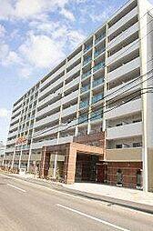 北海道札幌市豊平区平岸六条15丁目の賃貸マンションの外観