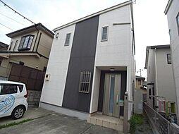 [一戸建] 兵庫県姫路市飾磨区今在家4丁目 の賃貸【/】の外観