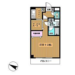 HOUSE倉[1階]の間取り