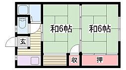浜の宮駅 3.2万円