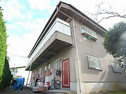 岡本マンション[201号室]の外観