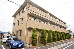 兵庫県伊丹市南野2丁目の賃貸アパートの外観