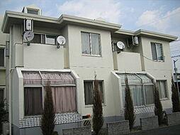 上島ロイドアパートB棟[2階]の外観
