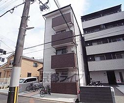 京都府京都市右京区西院太田町の賃貸アパートの外観
