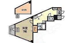 西中島南方駅 5.3万円