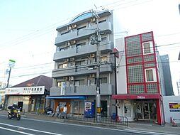 御陵シャトー朝日[402号室号室]の外観