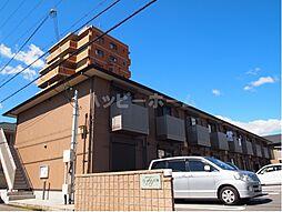 兵庫県姫路市広畑区本町2丁目の賃貸アパートの外観