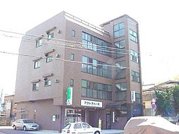 京都府京都市山科区北花山寺内町の賃貸マンションの外観