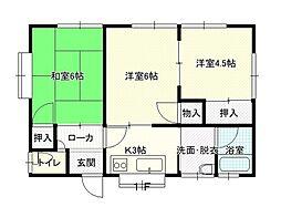 児玉駅 4.5万円