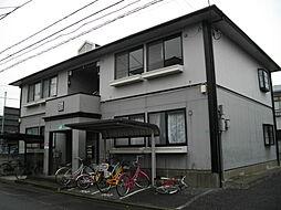 東京都江戸川区大杉5丁目の賃貸アパートの外観