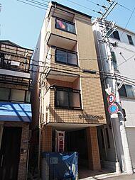 サーナギマンション[4階]の外観