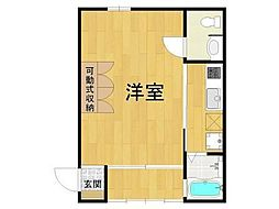 [タウンハウス] 兵庫県西宮市甲子園二番町 の賃貸【/】の間取り