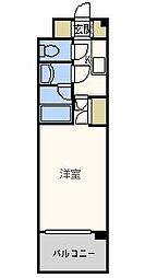 Casa di Taishokan il mare[6階]の間取り
