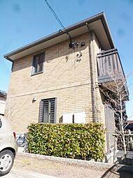 愛知県名古屋市千種区城山新町2丁目の賃貸アパートの外観