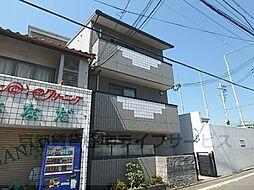 グレース円町[101号室]の外観