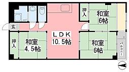 松山市駅駅 4.5万円