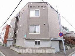 澤マンション[1階]の外観